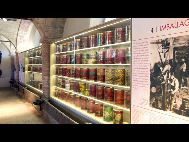 I MUSEI RACCONTANO - 1. Le latte del Museo del Pomodoro (1938)