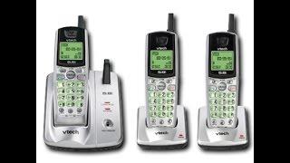 Vtech ia5862 5.8GHz 3 x Cordless Phone System