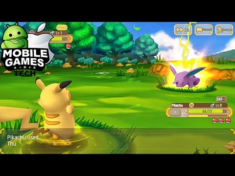 Monster park one more pok mon 3d clone game android ios - Pokemon 3d download ...