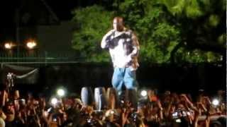 "DMX feat EVE "" Ruff Ryders Anthem "" Live @ Rock The Bells 2012"