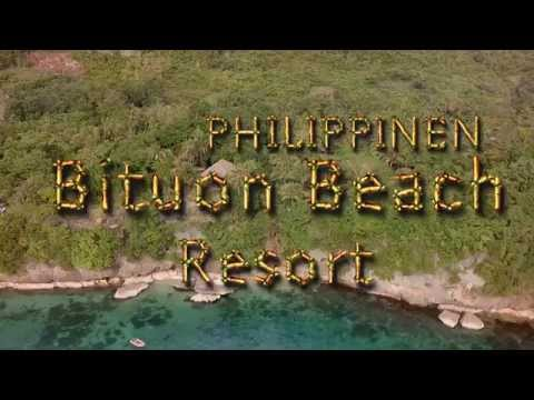 Bituon Beach Resort  Philippinen 10 Grad über dem Äquator