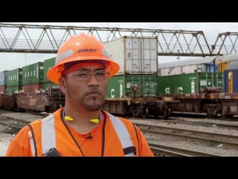 Careers at BNSF: Chris Olivares, Carman