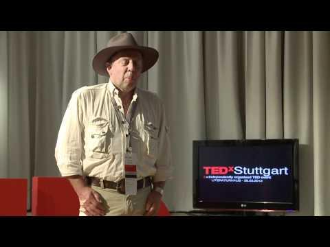 Die Stolpersteine: Geschichte und Zukunft: Gunter Demnig at TEDxStuttgart