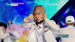 【TVPP】 EXO-CBX - Blooming Day, 엑소 – '花요일' @Showmusiccore