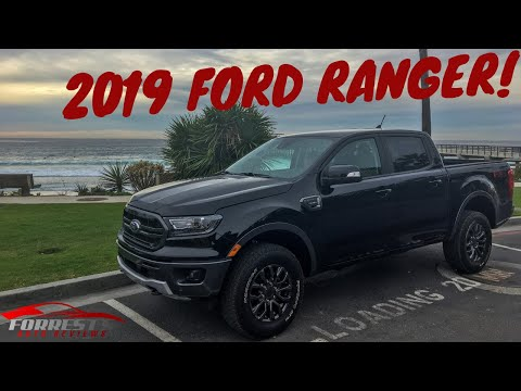 SERIOUSLY BUILT FORD TOUGH---2019 Ford Ranger Review!