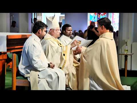 Understanding the Priestly Ordination Ceremony