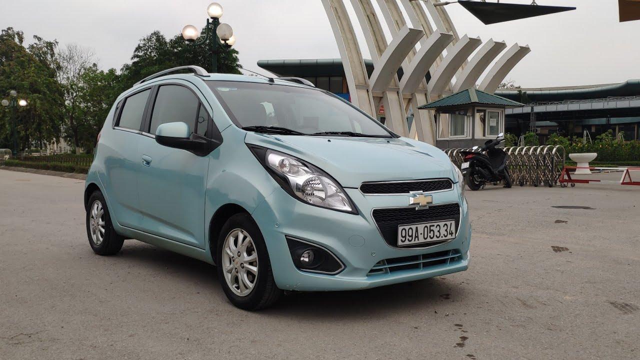 (Đã bán) Chevrolet Spark 1.0 AT LTZ 2013 | Tư nhân 1 chủ từ đầu | Đẹp xuất sắc