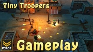 Tiny Troopers (Gameplay)