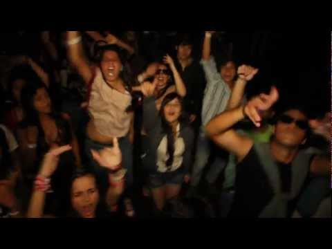 Alejandro Abello - San Cristobal Electronica Festival 2012 ft. Doble G & Axel ft. Gabriela Leal
