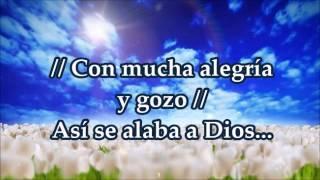 Así se alaba a Dios - Marino - con letra x Johana Toloza S.