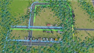 SimCity Tutorial: How To Zone On The Bigger Maps Mod