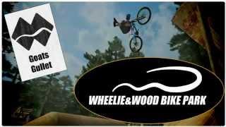 Stoked! Extreme Mountainbiking Video Game - Teaser Trailer