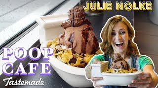 Touring the Poop Café I 5 Second Rule With Julie