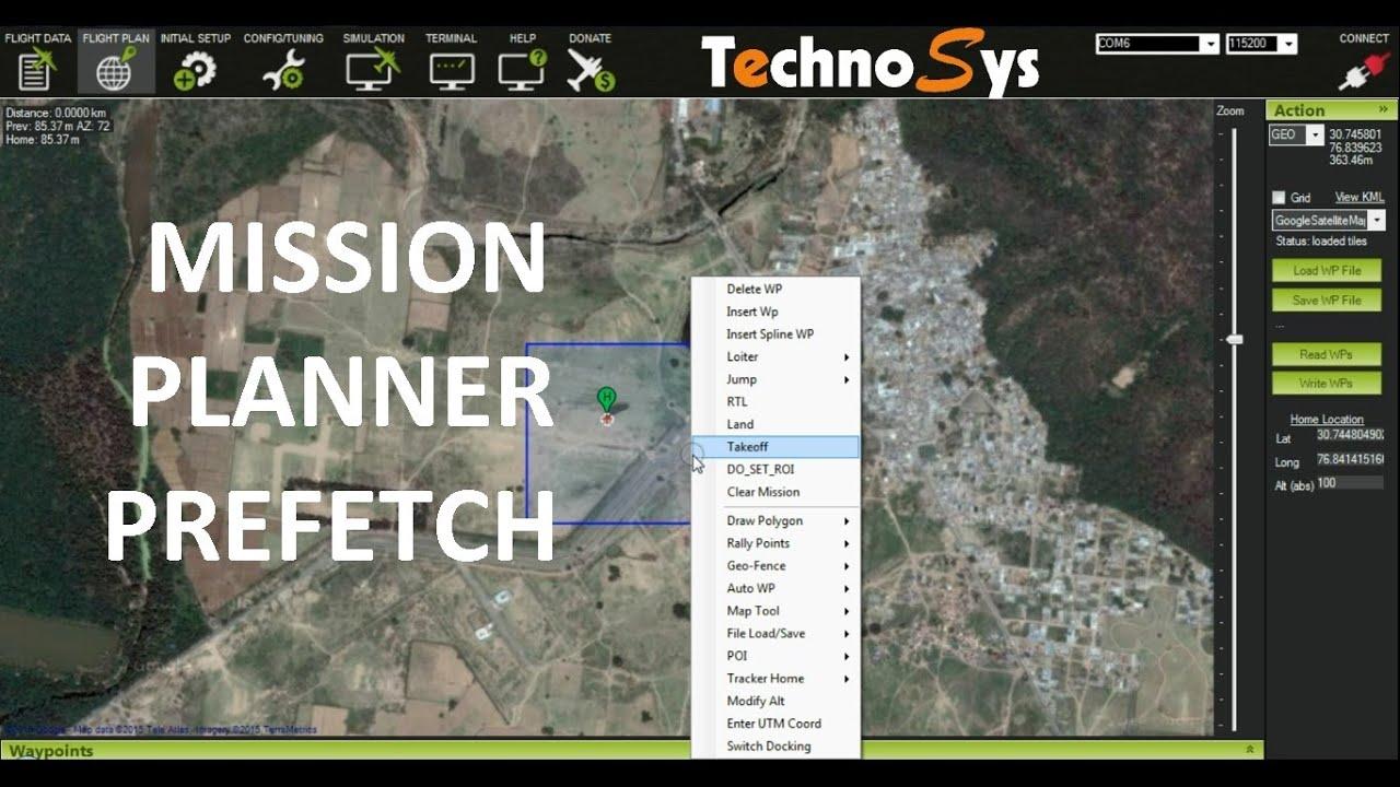 Mission Planner Map Prefetch Download