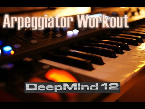 DeepMind 12 - Ode to the Arp