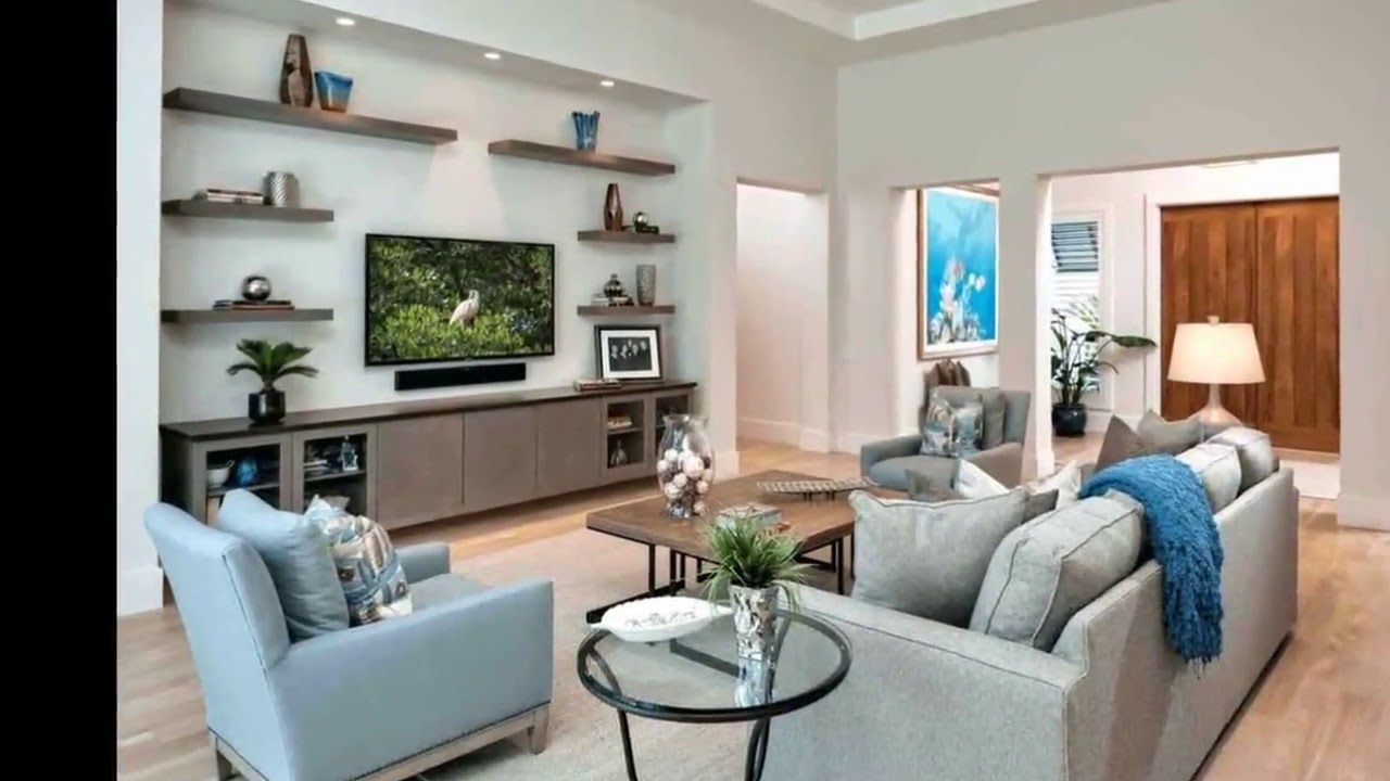 54 Open Plan Kitchen Living Room Dividers - YouTube