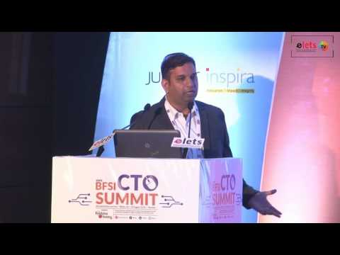 Elets BFSI CTO Summit - Satish Yadav, Market Lead IP Routing & Optical Business Division, Nokia