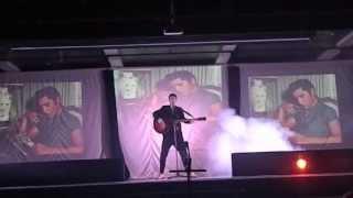 David Thibault -  Blue Suede Shoes (Elvis Presley)