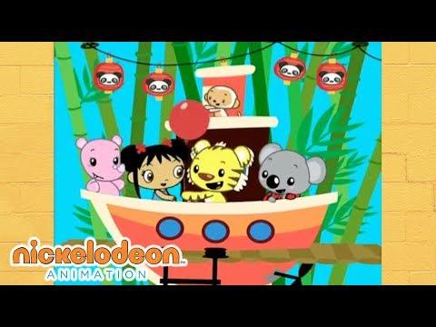 Ni Hao, Kai-lan Theme Song | Nick Jr. | Nick Animation