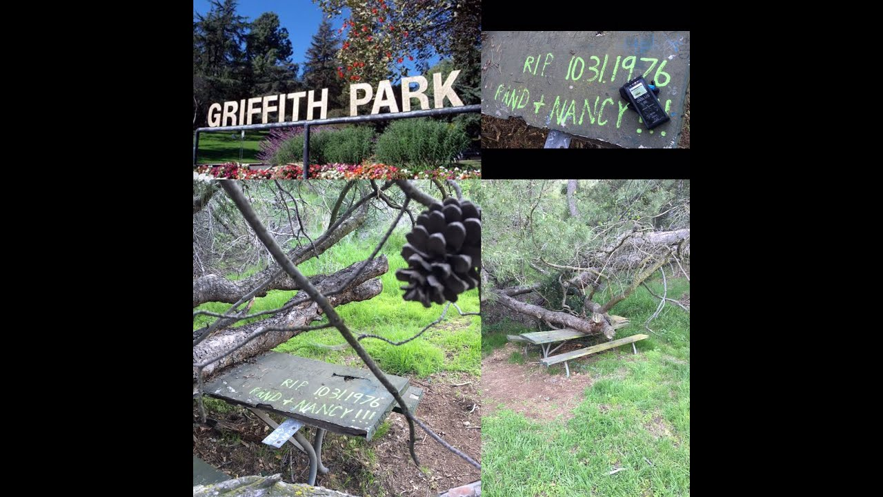 Ghost Investigation Ovilus 3 Griffith Park Haunted Picnic