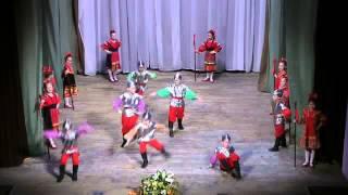 Богатыри. Театр Танца 'Мегаполис'