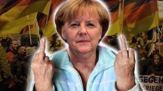Merkel bleibt auf Kurs