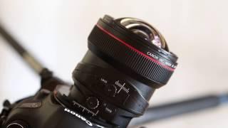 Canon キヤノン TS-E17mm F4L 建築用シフトレンズ紹介(シフト) 建築写真の齋藤写真事務所