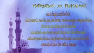Marhaban Ya Ramadhan Opick Cover By Shuyudie Kyukyu..mp3