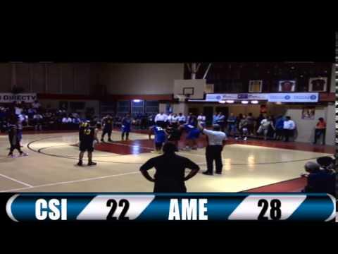 American Military vs Colegio San Ignacio - Final JV Masc Div A PRHSAA 2015