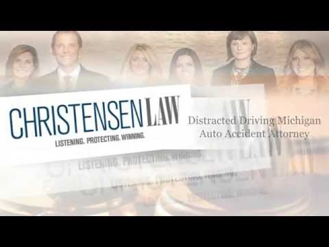 Distracted Driving Michigan Auto Accident Attorney