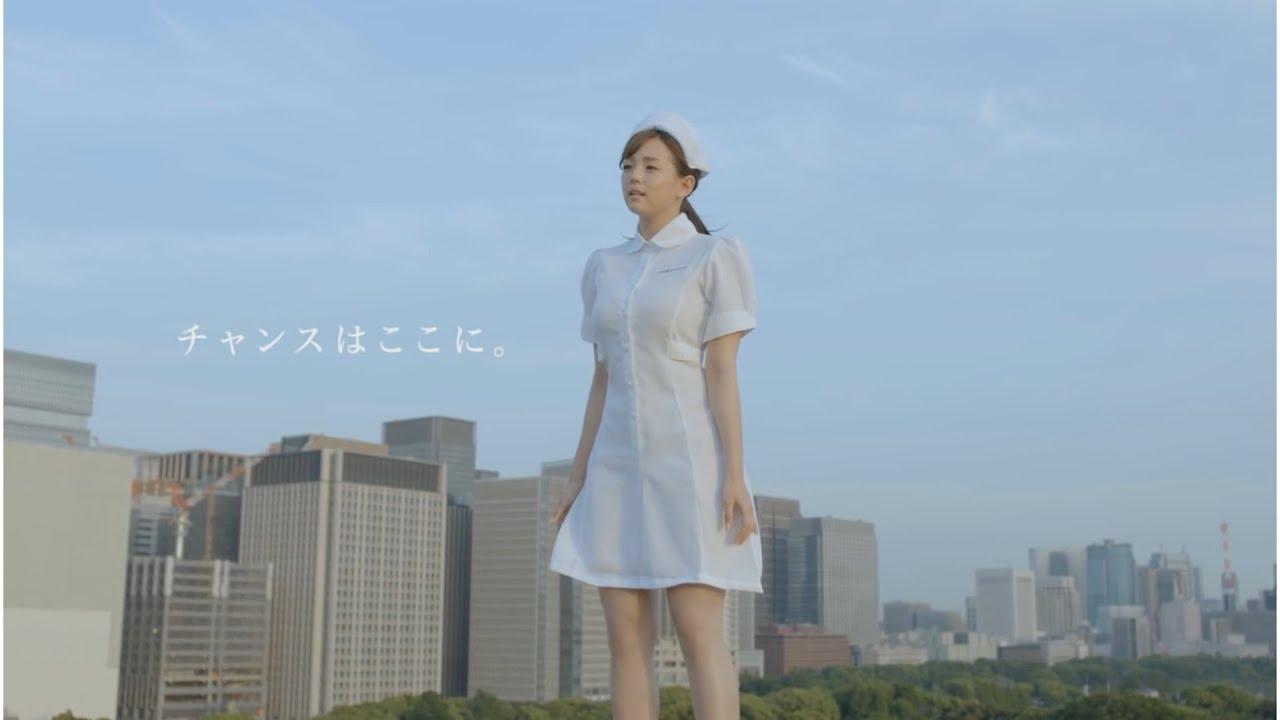 篠崎愛 【感動】歌うま アカペラ CM 3本 篠崎愛 満島ひかり NMB48 山本彩 - YouTube