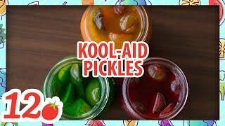 How To Make: Homemade Kool-Aid Pickles