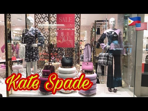 Kate Spade Store New Collection 2019