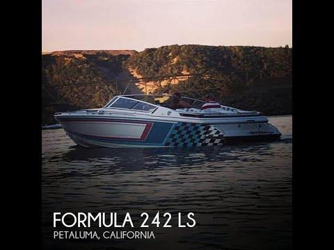 Used 1988 Formula 242 LS for sale in Petaluma, California
