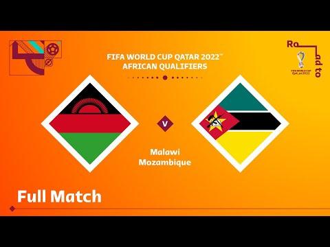 Malawi v Mozambique | FIFA World Cup Qatar 2022 Qualifier | Full Match