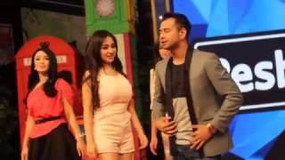 Heboh !! Cupi Cupita & Raffi Achmad VS Zaskia Gotik & Ruben Onsu di Quiz Pesbukers ANTV April 2017