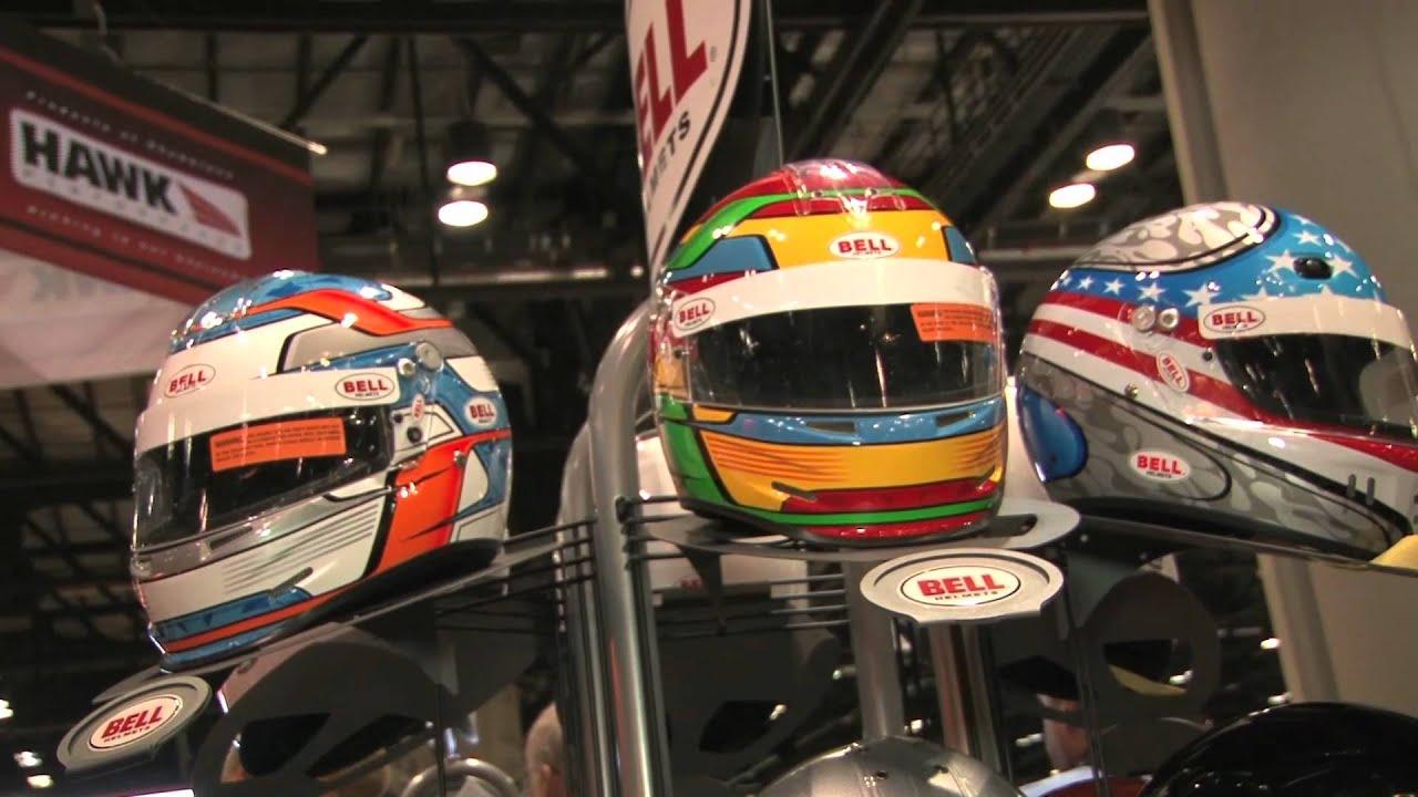 bell helmets new retro vintage line at pri 2011