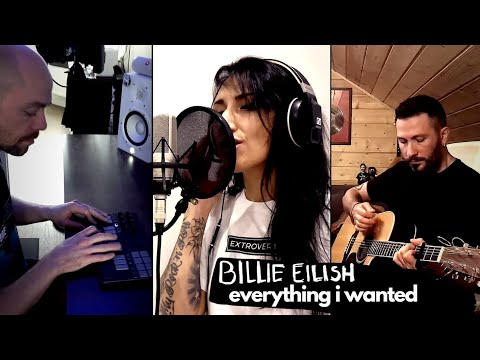 Billie Eilish - Everything I Wanted (cover By LOUNA)
