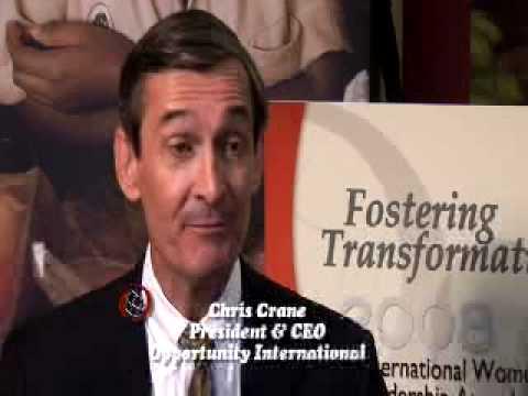 Opportunity International Marketing tape