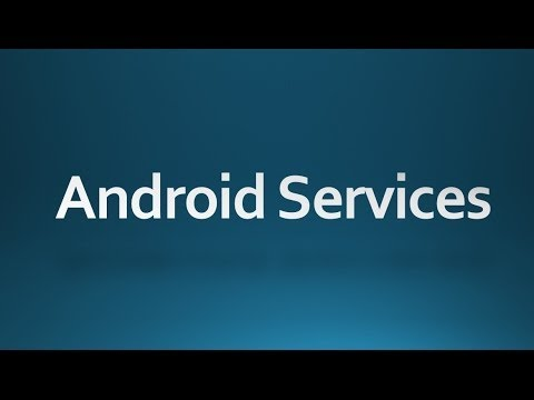 Android tutorial for beginners - 72 - Android Services