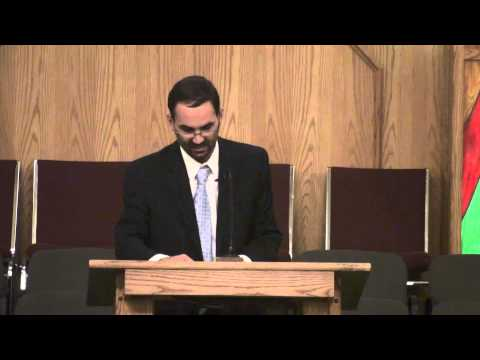 Becoming A Healthy Church Conference — Session 1 — Sergey Tarasenko