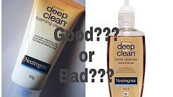 hqdefault - Neutrogena Deep Clean Acne Wash