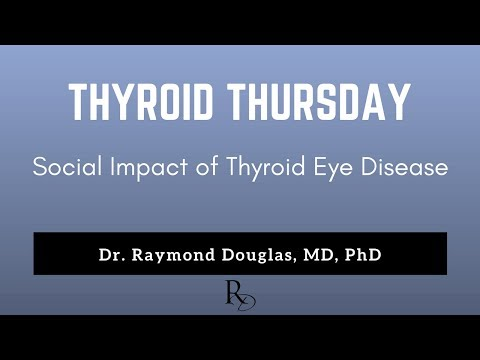 What Are The Social Impacts of Graves' Disease? | Dr. Raymond Douglas