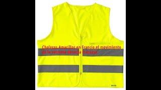 Los Chalecos amarillos de la extrema derecha francesa por OjosDeGato