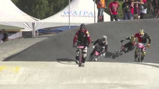 17-29 Cruiser Male Final - 2013 New Zealand BMX National Championships