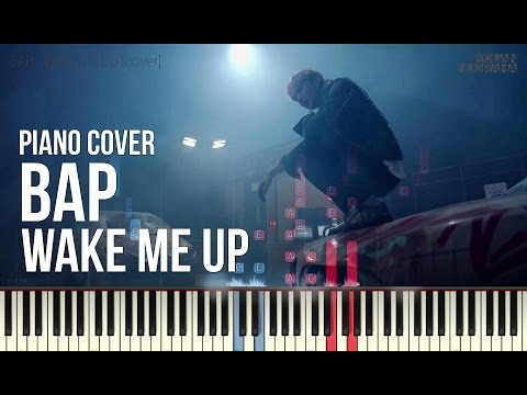 [Special Cover] BAP - Wake Me Up