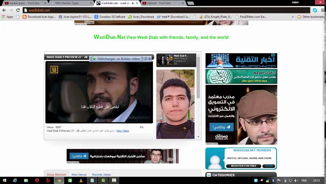 film wadi diab palestine gratuit