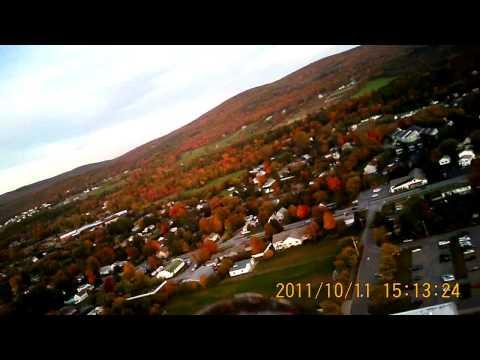 Milton Vermont Foliage