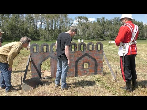 The 2017 British Militaria Forum Alberta Shoot:  The John Company, the Raj and Her Majesty's Finest