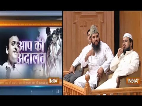 What Muslims Want from PM Modi? | Zafar Sareshwala in Aap Ki Adalat